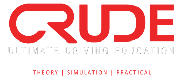 CRUDE Logo Home Page Link